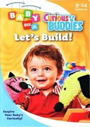 دوستان کنجکاو کودک Nick Jr Baby Curious Buddies